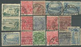 Divers L'Australie Oblitérérs - 1913-36 George V : Other Issues