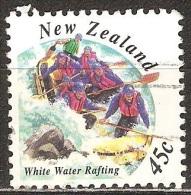 Nouvelle Zélande - 1994 - Rafting  - YT 1269 Oblitéré