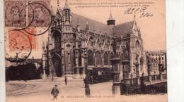 BRUXELLES - Monumenti, Edifici
