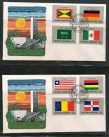 FDC UNO NEW YORK 1985 - Ohne Zuordnung