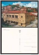 MACEDONIA OHRID CHURCH ST. SOFIA POSTCARD - D7135 - Mazedonien