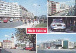 Ph-CPSM Mlada Boleslav (Tchéquie) Multivues - Tchéquie