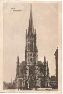 AK Neuss, Marienkirche 1918 Feldpost - Neuss