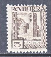 SPANISH  ANDORRA  26   * - Spanish Andorra