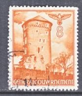 Germany Occupation Poland N 57  (o) - Occupation 1938-45