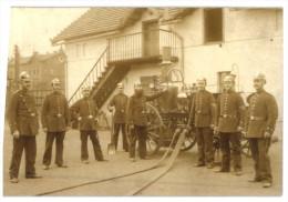 (677) Fire Brigade - Pompier - Firemen