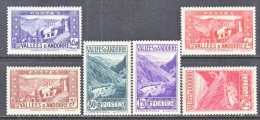 FRENCH  ANDORRA  46a+  * - French Andorra