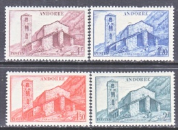 FRENCH  ANDORRA  85-88  * - French Andorra