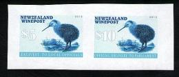 New Zealand Wine Post Imperforate Trial - Nieuw-Zeeland