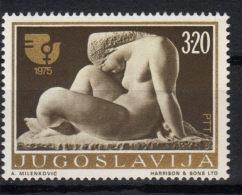 Yugoslavia,International Women's Year 1975.,MNH - 1945-1992 Socialist Federal Republic Of Yugoslavia