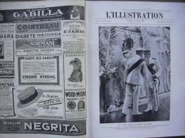 L'ILLUSTRATION 4295 NAPLES / AMUNDSEN/ ARTS DECORATIFS/ MAH JONG/ MAROC/ ANDALOUSIE 27 Juin 1925 - L'Illustration