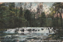 BF19001 Allens Creek Near Rochester New York USA Front/back Image - Rochester