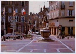 MIRECOURT PLACE JEANNE D'ARC - Mirecourt