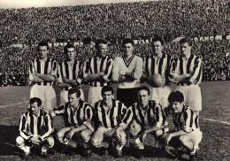 Juventus de Turin �quipe de football photo dans le stade d�dicac�e par les joueurs juventus squadra di foto autografata