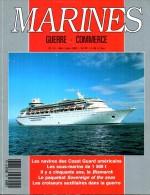 Marines - Guerre & Commerce N°13 (Mai-Juin 1991) - Livres, BD, Revues