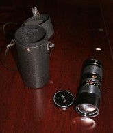 Zoomlens Vivitar Voor CANON (analoog) 85-205mm - Lentilles