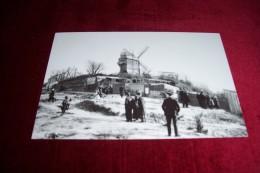 PARIS 1900  ° LE MOULIN DE LA GALETTE    ° CARTE No 17 - Arrondissement: 18