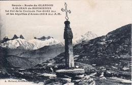 B 1492  65Savoie, Route Du Glandon à St Jean De Maurienne - France