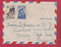 A.O.F  //  Enveloppe Pour Annecy