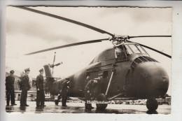 MILITÄR - FLUGZEUGE - Bundeswehr Sikorski Hubschrauber - Ausrüstung