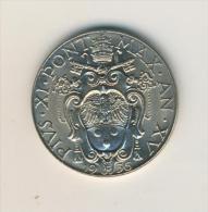 Vatikan 1936n-- 2 Lire Pius XI. (37300-169) - Vatikan