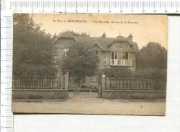 MORSANG  Sur ORGE  -   Parc De  BEAUSEJOUR  -  Villa  MARCELLE  -  Avenue De La Princesse - Morsang Sur Orge