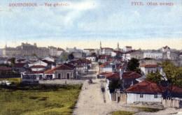 Roustchouk - Vue Générale En 1918 - Bulgaria