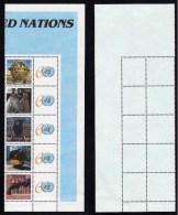 UNO,United Nations NEW YORK 2005 -  Sc 880-884,  Mi 977-981 MNH - Unused Stamps