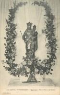 """/ CPA FRANCE 15 """"Quézac, Notre Dame De Quézac"""" / VIERGE - Autres Communes"""