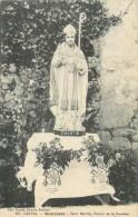 """/ CPA FRANCE 15 """"Rouziers, Saint Martin, Patron De La Paroisse"""" - Autres Communes"""