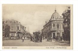 9985 - Bucaresti Bukarest Calea Grivitei Grivitza-Strasse - Roumanie