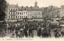 Cambrai , Place Au Bois - Cambrai