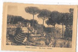 LAZIO-ROMA-ALBANO LAZIALE VILLA DORIA - Altre Città