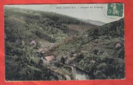 42 - LOIRE - COTATAY - CPA 904 - Gorges Du Cotatay - éd ?? - Francia