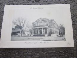 """1911 CPA """" La Drôme Illustrées Montélimar >>  Le Théâtre Pour Loriol Dans La Drôme - Montelimar"""