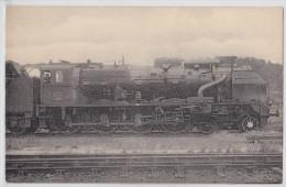 BRIVE - Locomotives Du Sud-Ouest - Machine Houlet - Gros Plan De Locomotive - Train - Gare - Voie Ferrée - Railway - TTB - Brive La Gaillarde