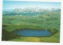 CPM CARTE POSTALE MODERNE - 63 - Puy De Dôme - Lac Pavin - Frankreich