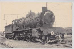 MONTROUGE - Locomotives De L'Ouest - Machine à Surchauffeur Schmidt - Train - Locomotive - Gare - Voie Ferrée - TTB - Montrouge