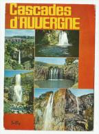 CPM CARTE POSTALE MODERNE - 63 - Puy De Dôme - Cascades - Frankreich
