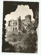CPM CARTE POSTALE MODERNE - 63 - Puy De Dôme - Château De Murols - Frankreich