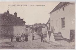 LANDRETHUN-LE-NORD (Pas-de-Calais) - Grande Rue - Other Municipalities