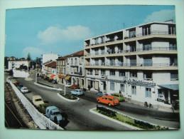 CPM 06 Saint-Laurent-du-Var - Le Boulevard Ossola - Commerces Et Animation  A Voir ! - Saint-Laurent-du-Var
