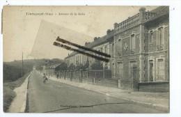 CPA - Liancourt -  Avenue De La Gare - Liancourt