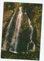 CPM CARTE POSTALE MODERNE - 63 - Puy De Dôme - Cascade - Andere Gemeenten