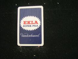 Playing Cards / Carte A Jouer / 1 Dos De Cartes De La Brasserie - Brouwerij - Vandenheuvel (Ekla),  Brussel / Bruxelles - Cartes à Jouer