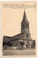 Saint-Bonnet-de-Joux, L´église, C.I.M., Scan Recto-verso - Other Municipalities