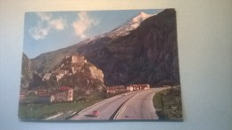 Valle D'Aosta (Bard-Il Forte) - Italy