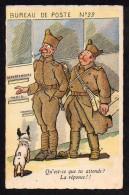 CPSM Pf . Collection Humouristique. (La Poste). Lire La Suite... - Humoristiques