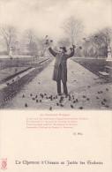75 / PARIS - Le Charmeur D'oiseaux Au Jardin Des Tuileries. - Le Charmant Banquet. / ETAT NEUF - Ambachten In Parijs