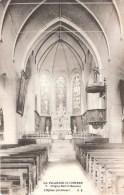 Origny-Sainte-Benoite (02) Intérieur De L'Eglise - Other Municipalities